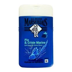 Le Petit Marseillais - Douche Crème Extra Doux - Pin Bio & Criste Marine