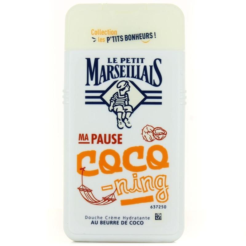 Le Petit Marseillais - Douche Crème Hydratante P'TIT BONHEUR - Au Beurre De Coco