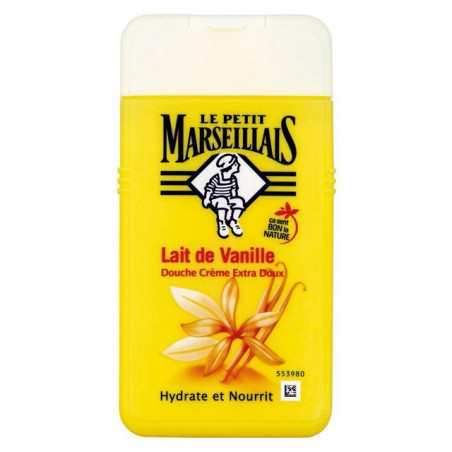 Le Petit Marseillais - Douche Crème Extra Doux - Lait De Vanille