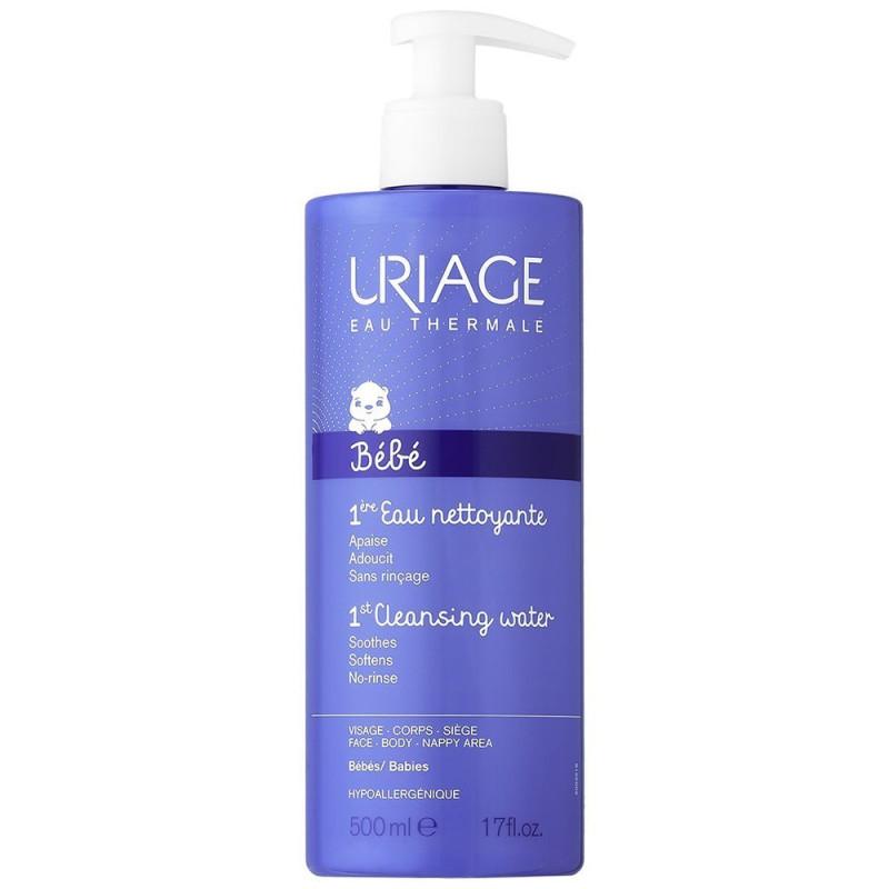 Uriage - 1ère Eau Démaquillante BÉBÉ 500ml