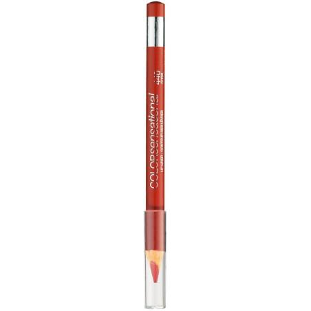 Maybelline New York - Crayon à lèvres COLOR SENSATIONAL - 440 Coral Fire