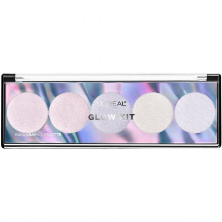 L'Oréal Paris - Palette Holographic GLOW KIT
