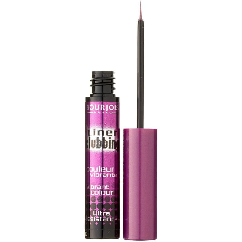 Bourjois - Eyeliner Ultra Resistance Liner Clubbing 4ml - 85 Violet Laser