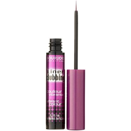 Bourjois - Eyeliner Ultra Resistance Liner Clubbing - 85 Violet Laser