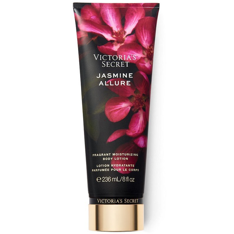 Victoria's Secret - Lait Pour Le Corps Et Les Mains Flora En Édition Limitée - Jasmine Allure