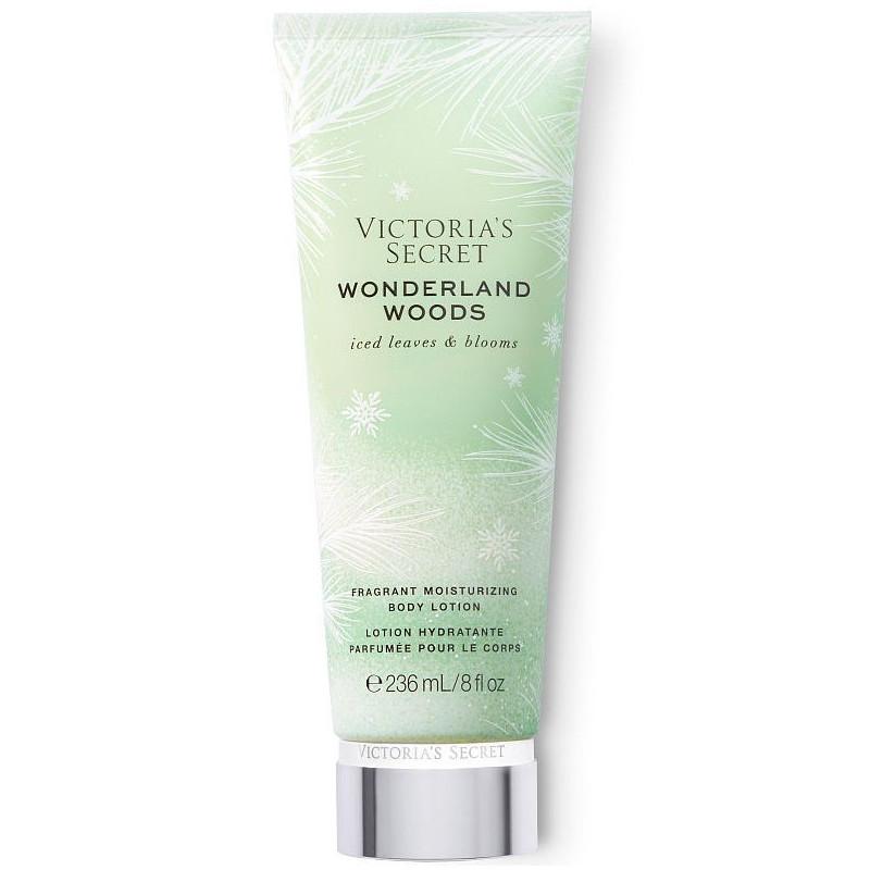 Victoria's Secret - Lait Pour Le Corps Et Les Mains Winter Bliss En Édition Limitée - Wonderland Woods