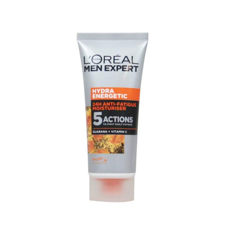 L'Oréal Paris - Crème Anti-fatigue HYDRA ENERGETIC - Guarana &  Vitamine C