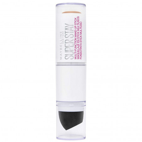 Maybelline New York - Fond de Teint Stick Multi-Usages SUPERSTAY - 10 Ivoire