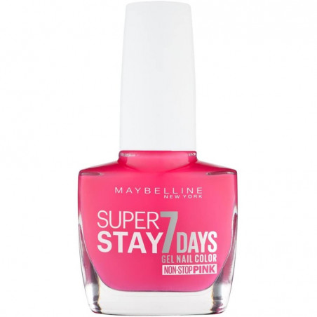 Maybelline New York - Vernis SUPERSTAY - 195 Fuchsia Euphoria