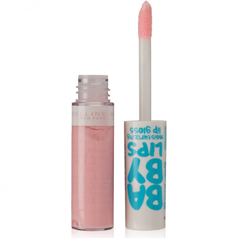 Maybelline New York - Gloss BABY LIPS - 15 Pink A Boo