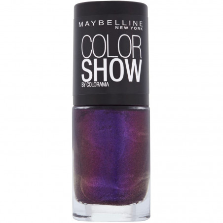 Maybelline New York - Vernis COLORSHOW - 216 Plum Paradise